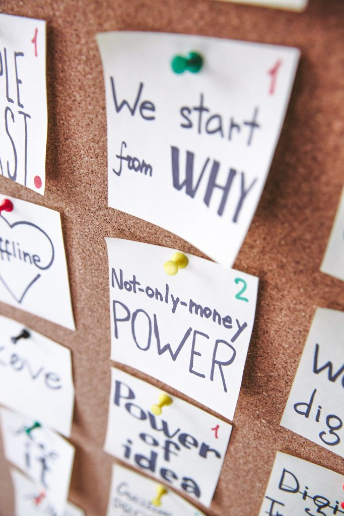 Know The Why, What & How Of Your Business
